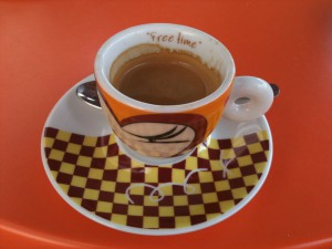 Espresso für die Seele